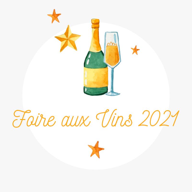 Foire aux vins 2021 au Domaine Vincent Couche!